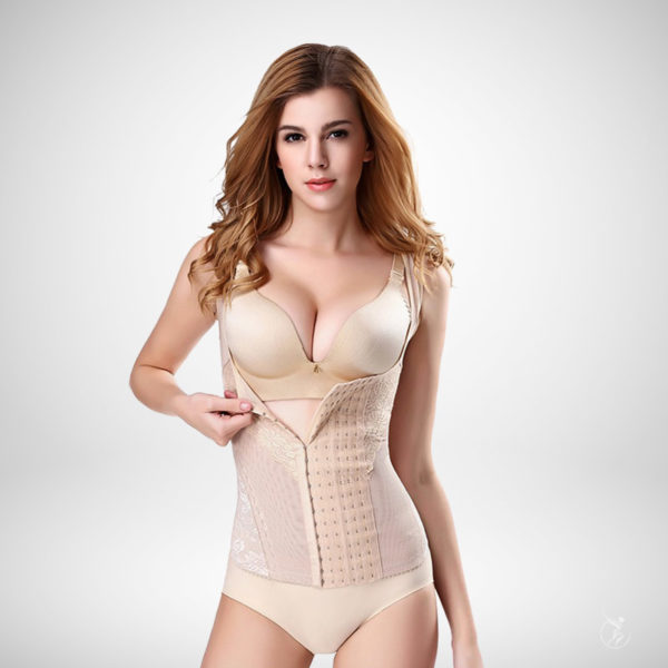 Women's Braless Body Shaper