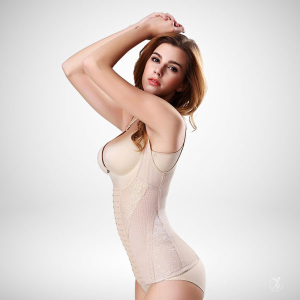Braless Body Shaper